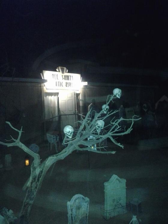 All Saints Lunatic Asylum - California Haunted Houses