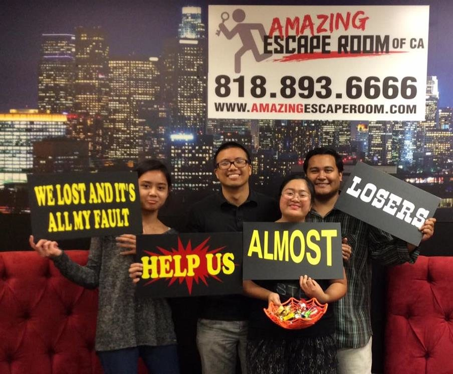 Amazing Escape Room: Amazing Escape Room Northridge