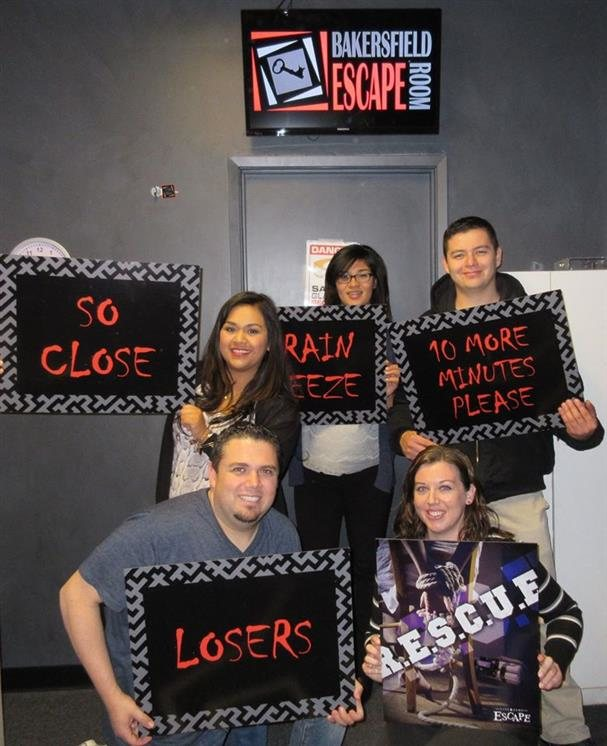 Bakersfield Escape Room California Haunted Houses