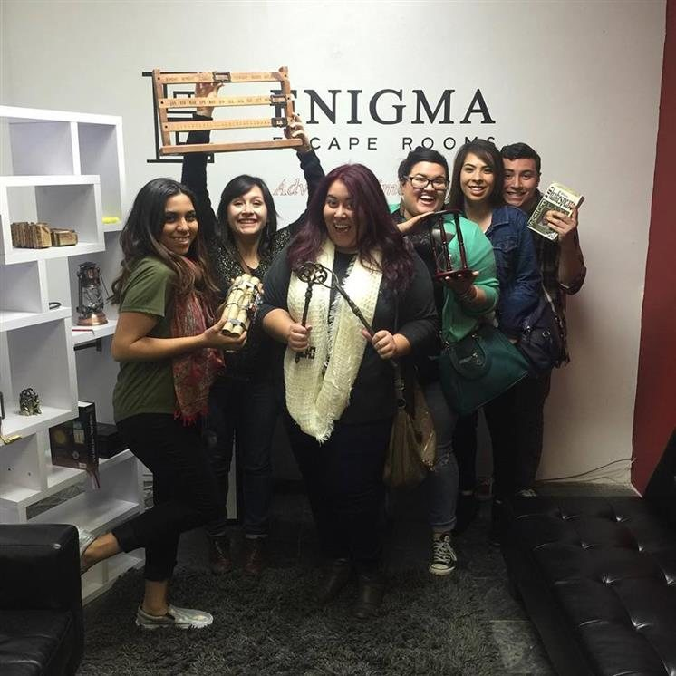 Enigma Escape Rooms Crime Scene