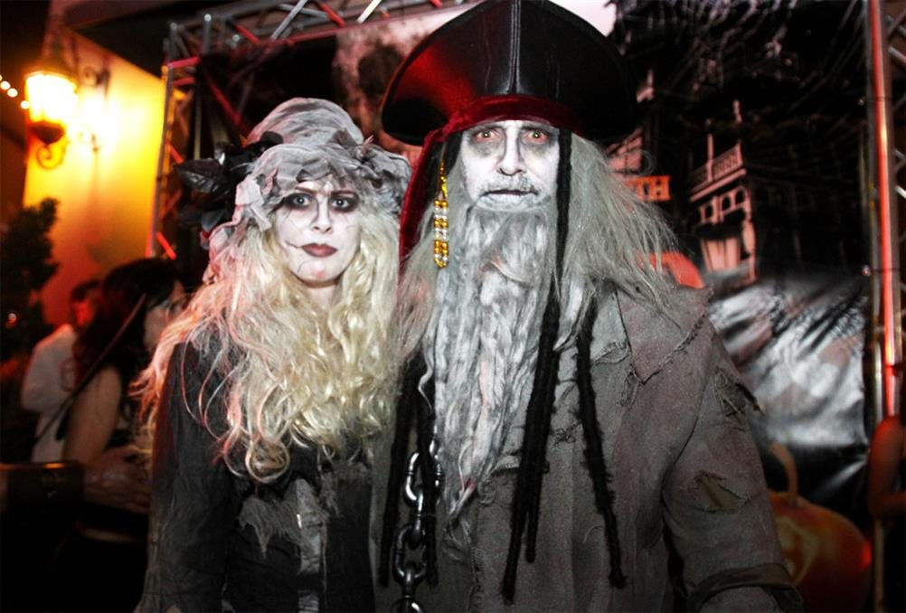 return to fresno haunted mansion halloween party