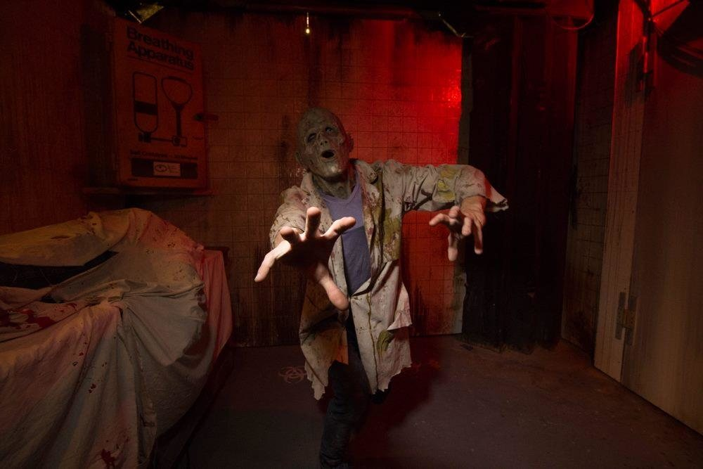 Great Room Escape San Diego - California Haunted Houses