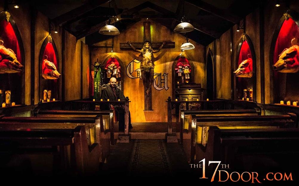 Decorating Ideas > The 17th Door Haunt Experience Tustin, CA Photos & Videos ~ 010545_Halloween Events Door County
