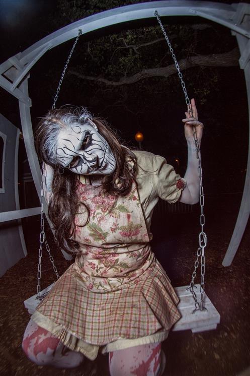 Halloween Haunt Admission Price