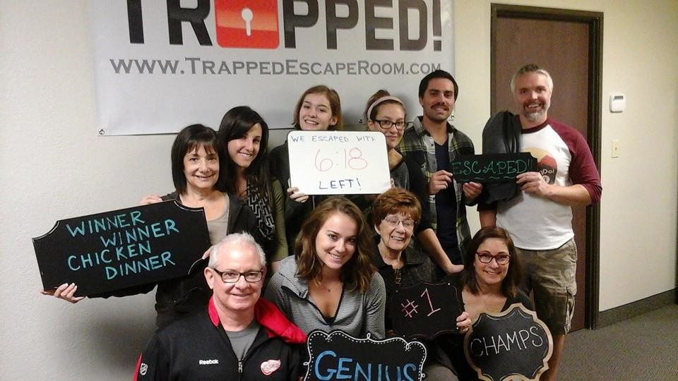 Escape Room Upland
