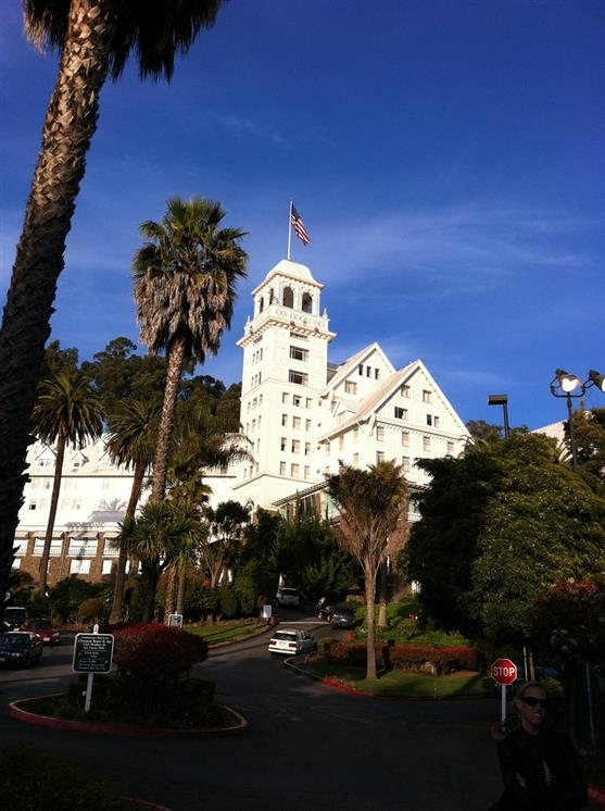 Claremont Hotel Club And Spa Berkeley California Real
