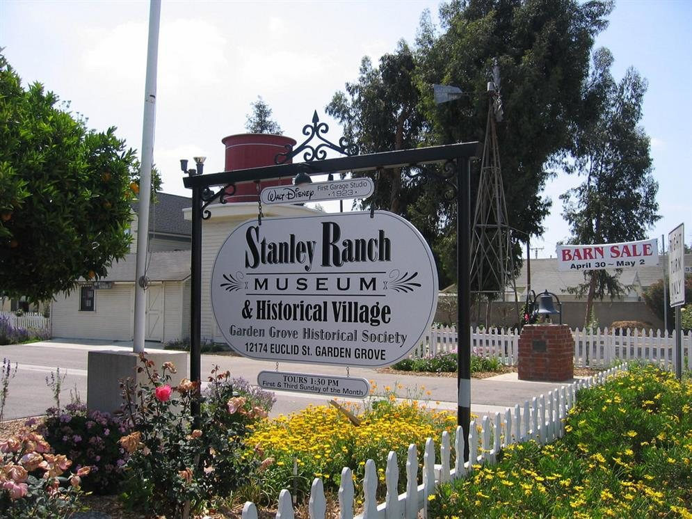 Stanley ranch museum garden grove california real - Where is garden grove california ...